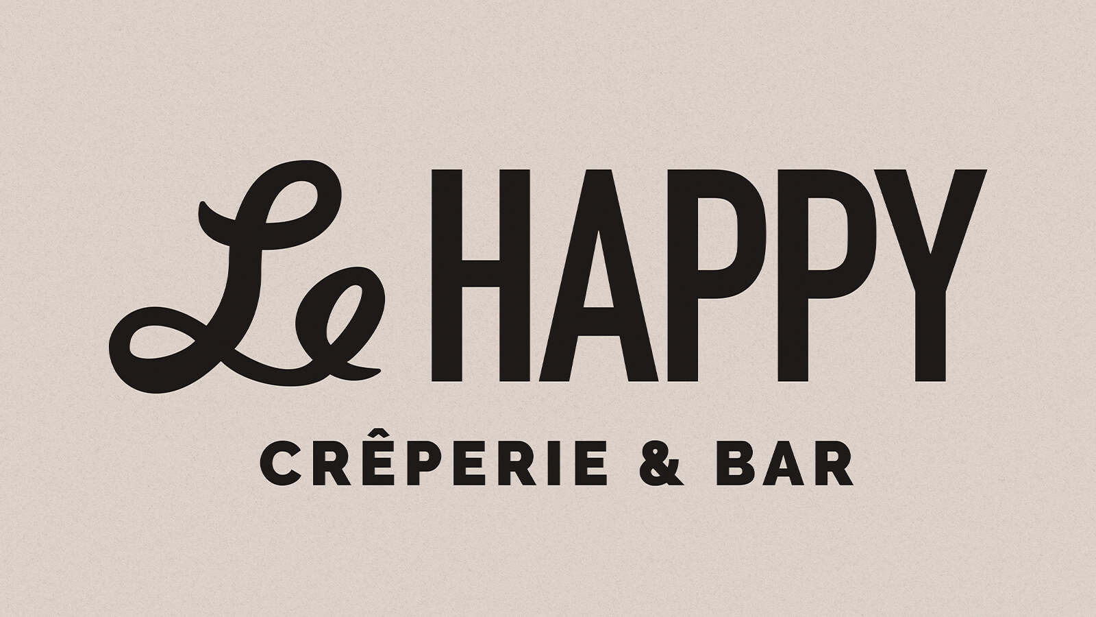 Le Happy Brand Refresh